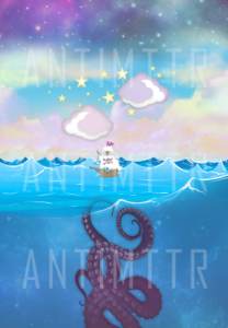 starry ship small